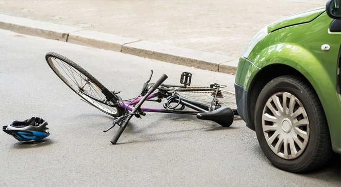 Accident vélo / voiture : vos droits en cas d'accident