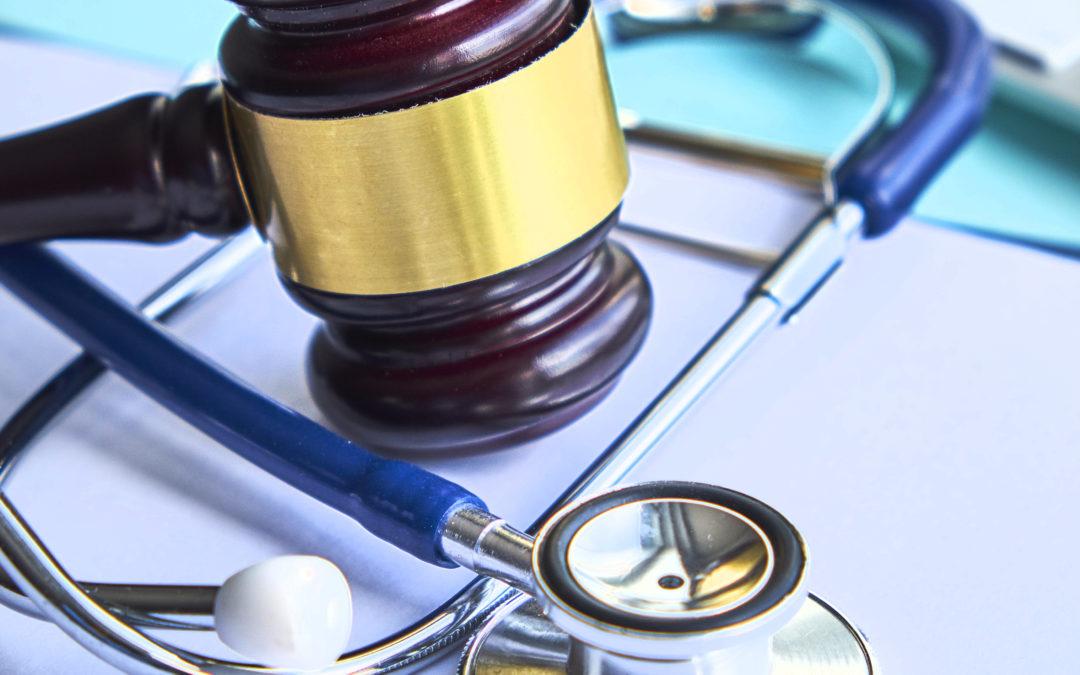 Quelle réponse du Conseil d'Etat au recours de certains professionnels de santé  dans le cadre de la crise du COVID-19?